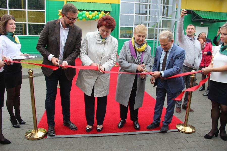 «Инфамед К» открыл цех производства фармацевтических субстанций
