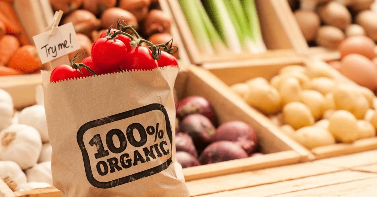 продукты органик
