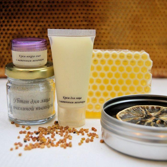Применение продуктов пчеловодства