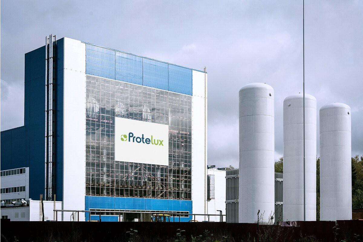 Завод Protelux по производству био-протеина